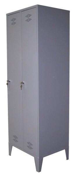 Garderobekast 2 delig – 2 deuren